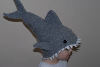Shark Attack Hat