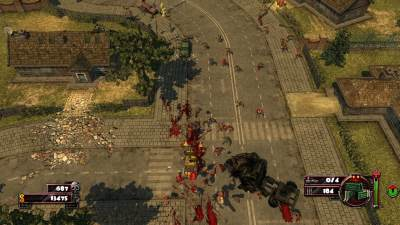 Zombie Driver Screenshot