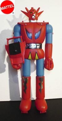 Dragun toy from Mattel's 1970s Shogun Warriors line.