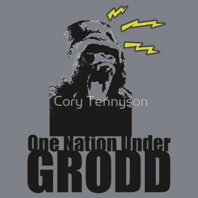 One Nation Under Grodd