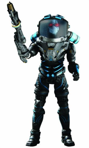 Batman: Arkham City Mister Freeze Action Figure
