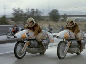 Battlestar Galactica 1980 Motorcycles