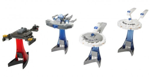 Kre-O Star Trek Micro Build Ships