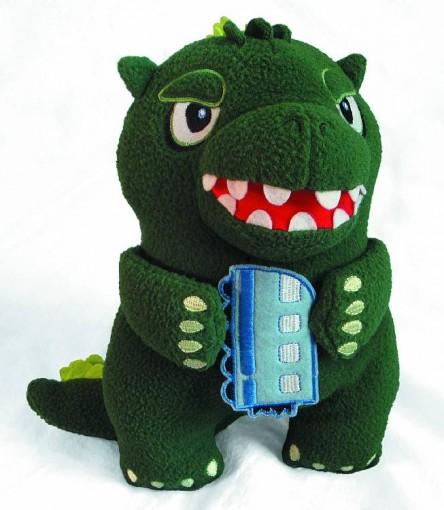 My First Godzilla Plush