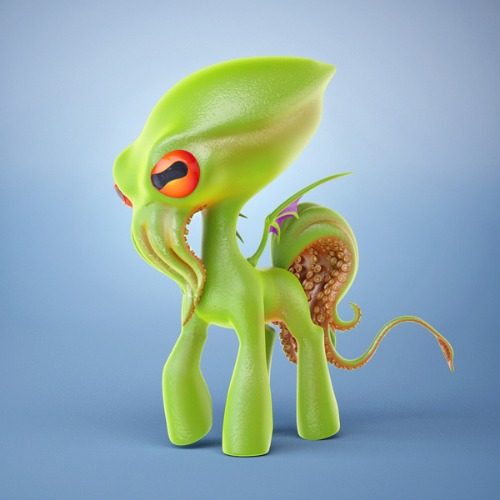Une petite luciole ~ Firefly My-little-cthulhu