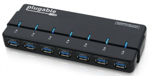 Plugable USB 3.0 Hub