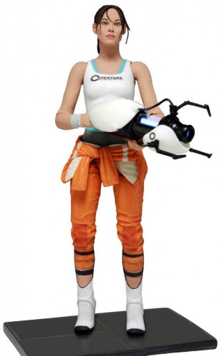 Portal: Chell Action Figure
