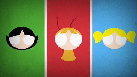Power Puff Girls Wallpaper