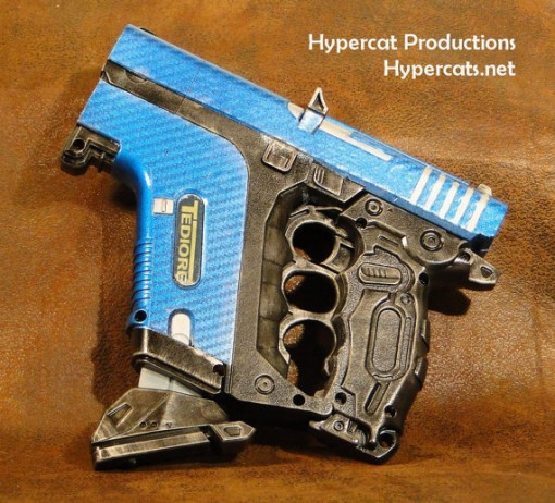 Hypercat Productions' Borderlands 2 Weapon Props – Brian.Carnell.Com