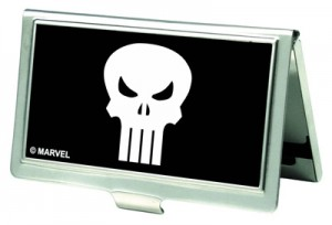 The Punisher Business Card Holder