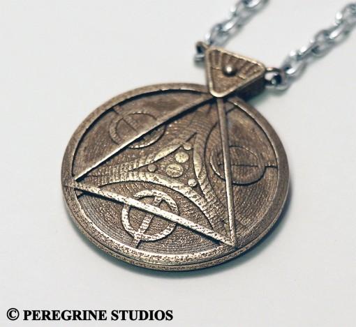 Amulet of Julianos Replica