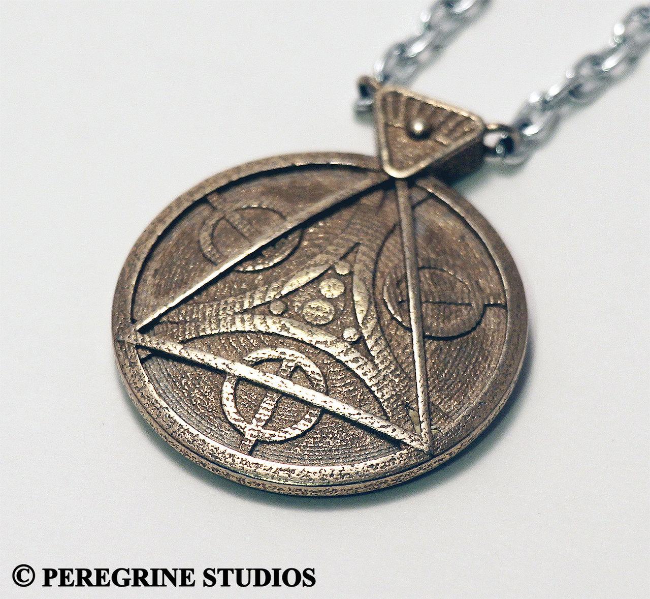 Amulet Of Julianos Replica BrianCarnellCom