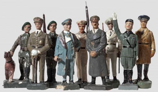 Fascist Toy Figures