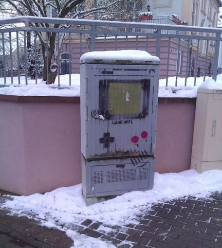 Nintendo Game Boy Utility Box