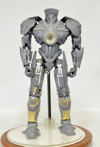 Unpainted Pacific Rim Action Figure