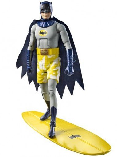 Surfs Up Batman