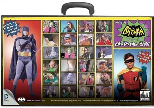 Batman Retro Action Figure Case