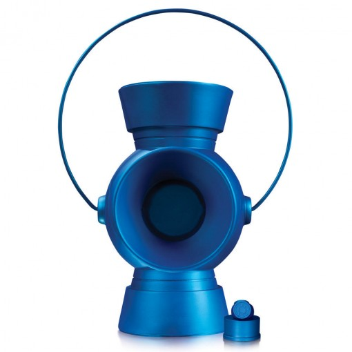 Blue Lantern Power Battery and Ring Prop Replica