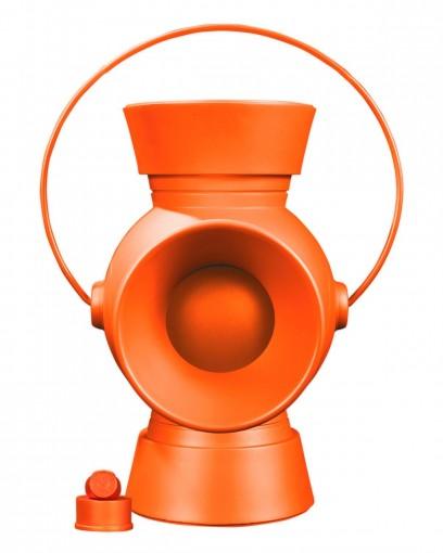 Orange Lantern Power Battery