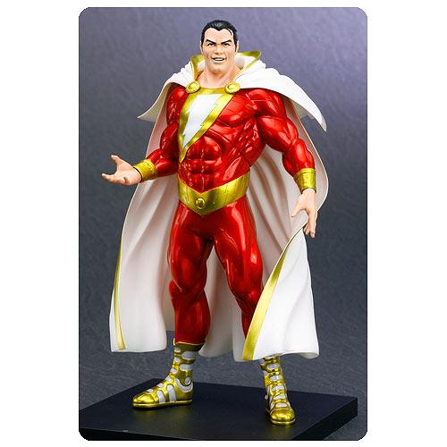 Shazam - New 52 Statue