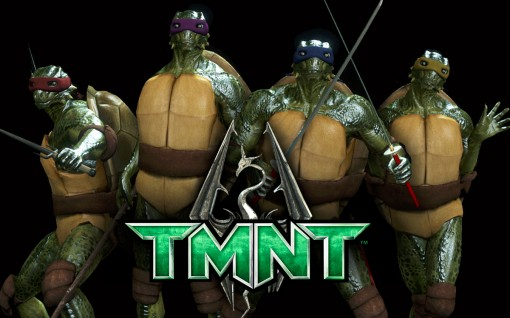 Skyrim Teenage Mutant Ninja Turtles Mod