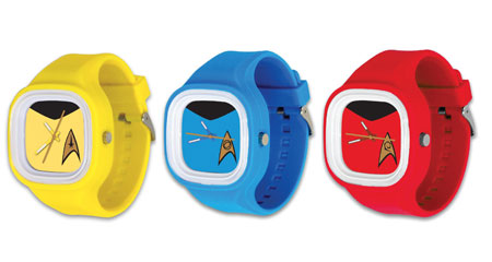 Underground Toys: Star Trek Watch