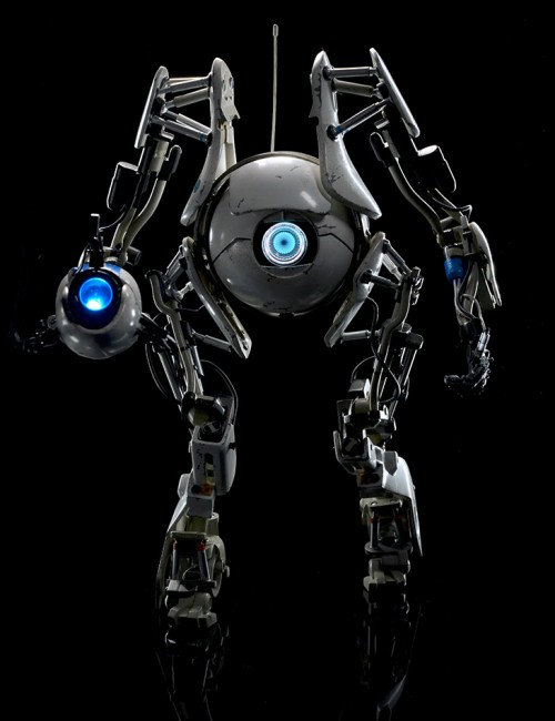 Portal 2 - Atlas 1:6 scale action figure