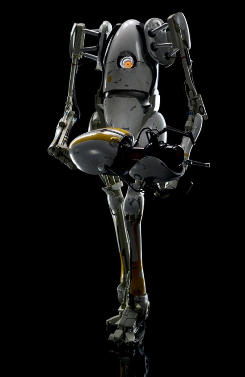 Portal 2 - P-Body 1:6 scale action figure