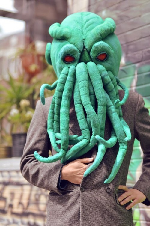 Sharp Dressed Cthulhu