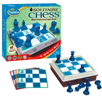 Solitaire Chess - Board Game