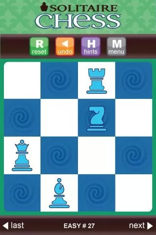 Solitaire Chess - Android