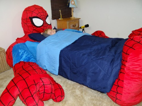 Spider-Man Incredibed