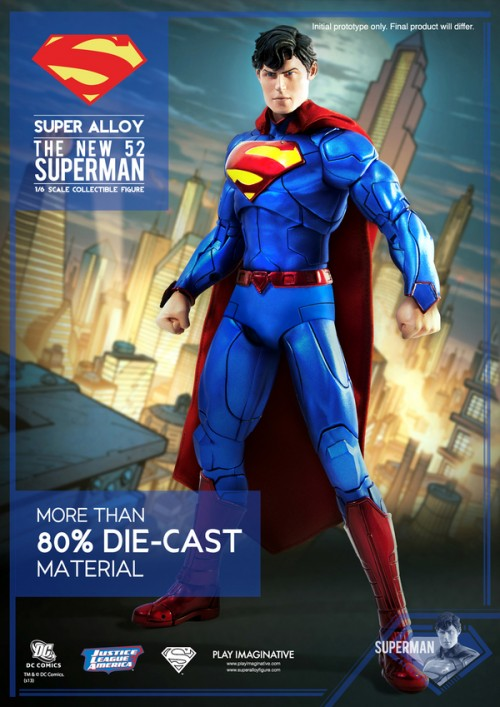 Super Alloy Superman