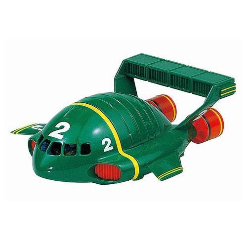 Thunderbirds Mini-Model - Thunderbird 2