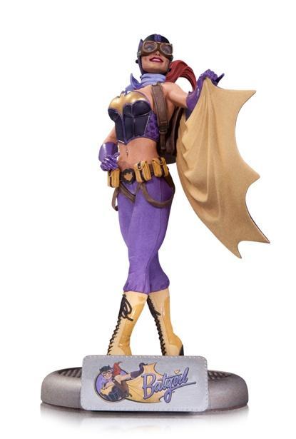 Bombshell Batgirl Statue