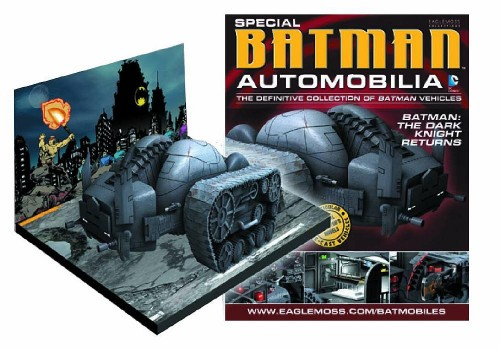 Batman Automobilia: Dark Knight Returns Batmobile