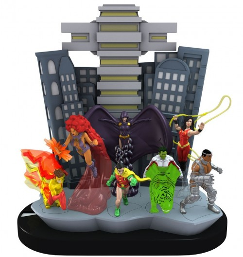 Heroclix Teen TItan Tower Base