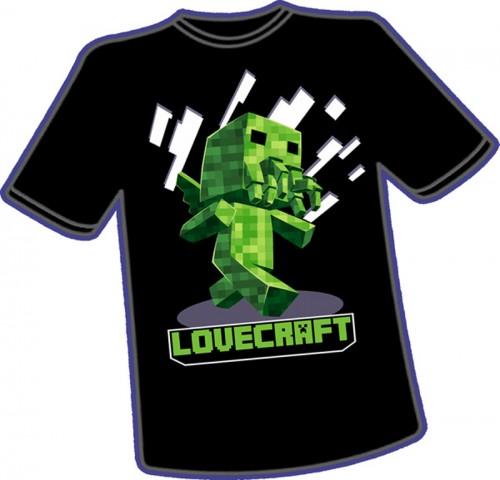 H.P. Mine Craft T-Shirt