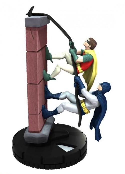 Batman and Robin Classic TV Heroclix