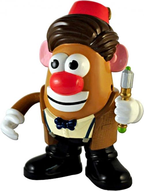 Dr. Who Potato Head