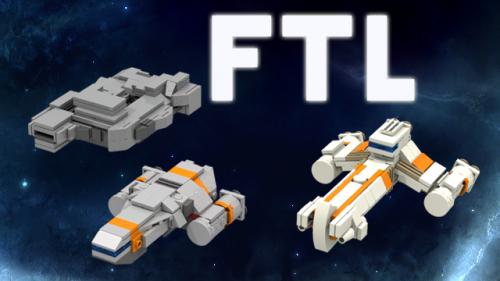 Lego Cuusoo FTL