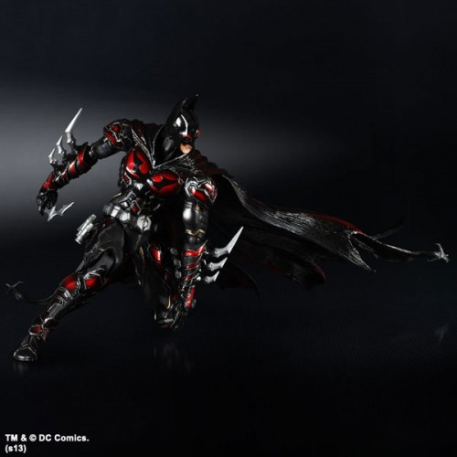 Play Arts Kai Batman Color Variant