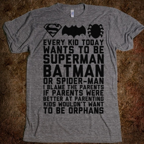 I Blame The Parents T-Shirt