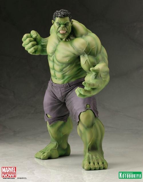 Kotobukiya Avengers Hulk Statue