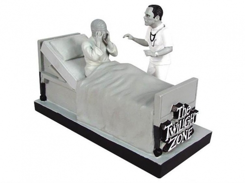 Twilight Zone: Eye of the Beholder Diorama