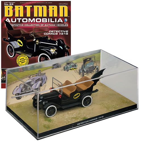 Batmobile from Detective Comics #219