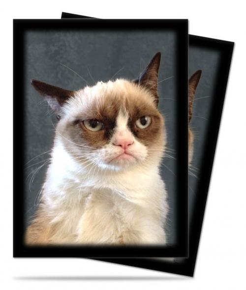 Grumpy Cat Deck Protectors