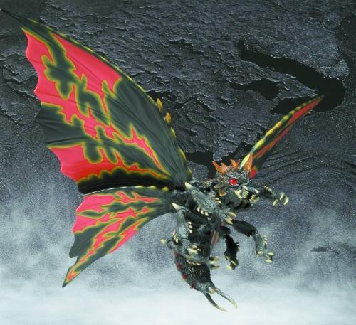 SH Monster Arts Battra Figure