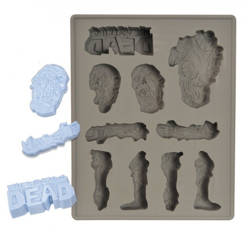 The Walking Dead Ice Cube Trays