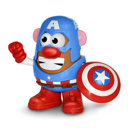 Mr. Potato Head: Captain America